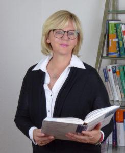 Frau Landgraf, Psychotherapeutin